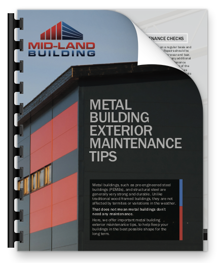 Professional Tips for Your Metal Building Care