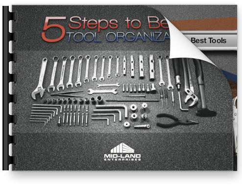 Five Steps to Better Tool Organization