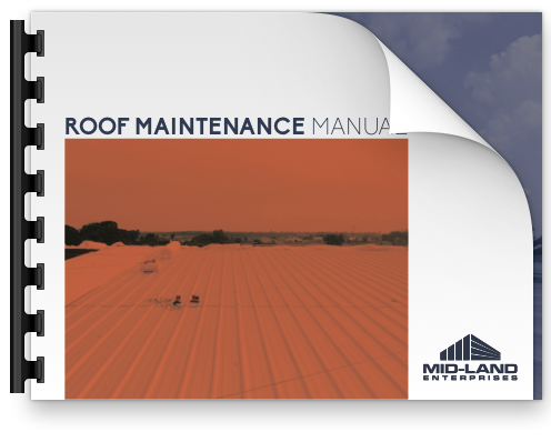 Roof Maintenance Manual